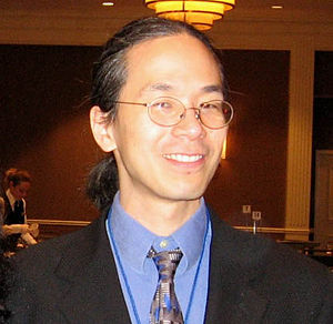 Ted Chiang, American science fiction author. T...