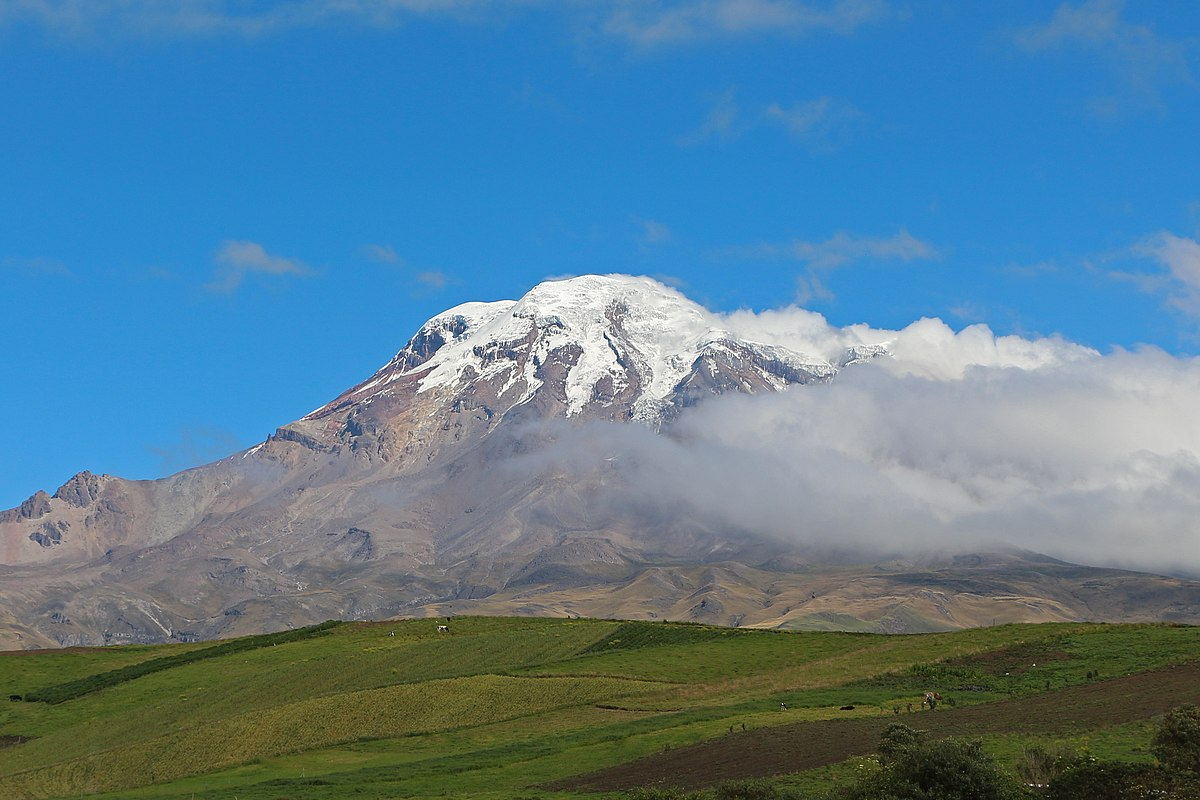Chimborazo Province Wikipedia