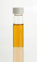 English: Glass vial containing Cistus Essentia...