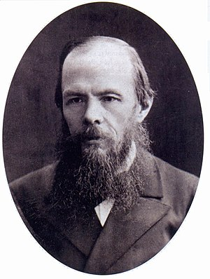 Fyodor Mikhailovich Dostoyevsky, pictured in 1871.