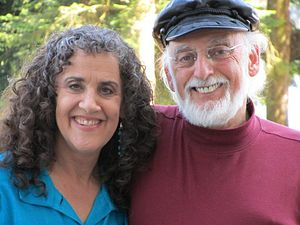English: John Gottman with His Wife, Julie Gottman