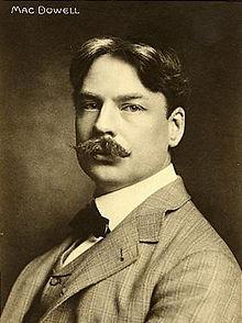 Composer Edward MacDowell