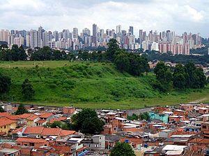Português: Favela Jaqueline, do distrito de Vi...
