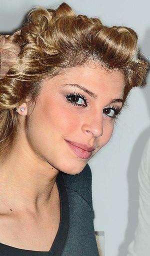 English: Brazilian actress Grazielli Massafera...
