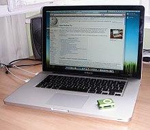 220px-MacBookProUnibody MacBook Pro Modelle