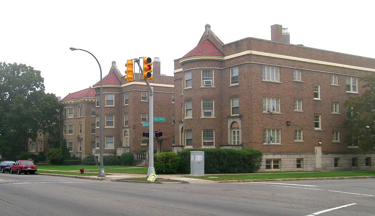 Palmer Park Boulevard Apartments District Wikipedia