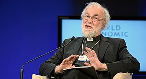English: Rowan D. Williams, Archbishop of Cant...