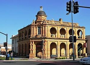 Post office at Warwick, Queensland