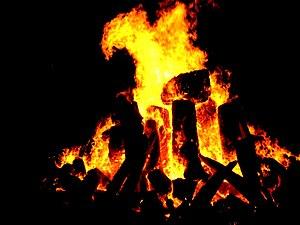 bonfire of the