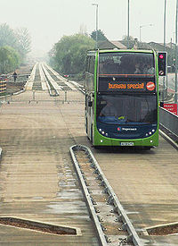 Cambridge Busway Stagecoach Scania N230 Cropped.jpg