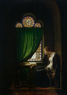 peinture romantique wikipedia
