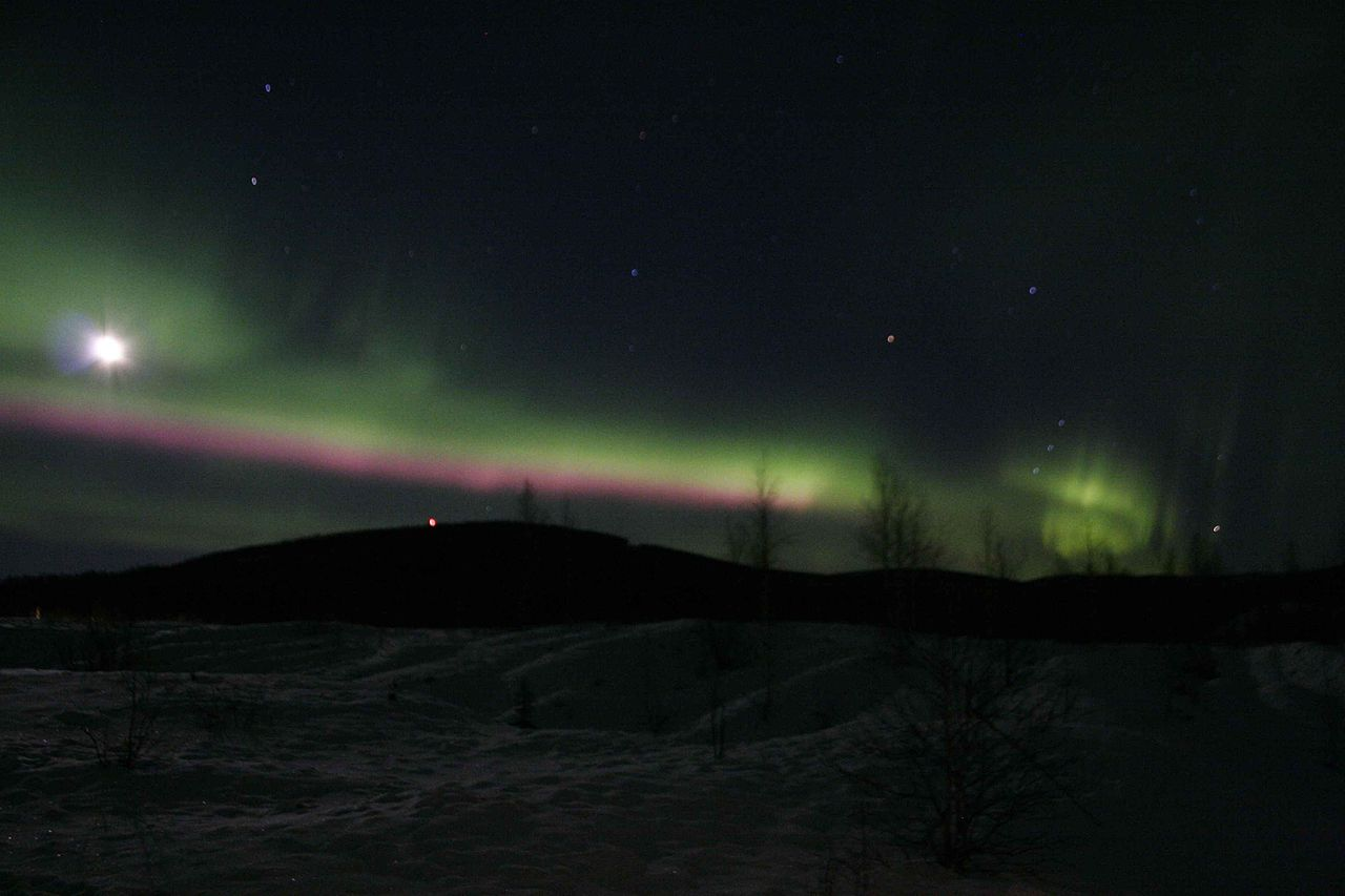 Northern Lights History