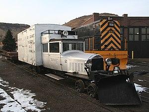 Rio Grande Southern Railroad Galloping Goose N...
