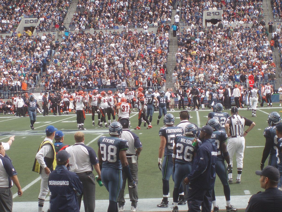 2007 Seattle Seahawks Season Wikipedia