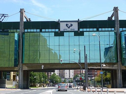 Bilbao - Escuela Técnica Superior de Ingeniería de Bilbao (ETSIB, UPV-EHU), Edificio F, foto 2