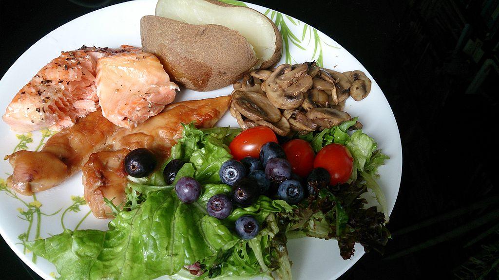 Healthy Eating 5 Food Groups