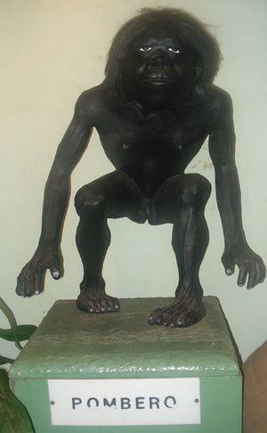 Pombero. Mitología Guaraní