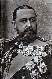 SAR le duc de Saxe-Cobourg-Gotha