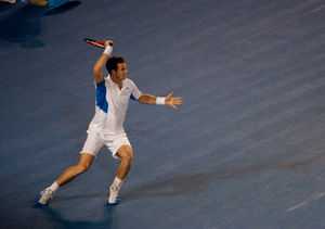 Australian Open 2010 Quarterfinals Nadal Vs Murray