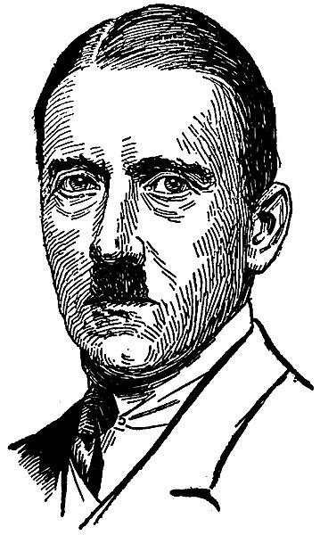 File:Drawing of Adolf Hitler.jpg