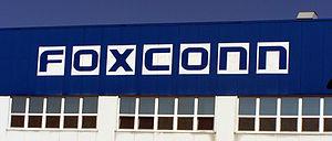 Česky: Foxconn Pardubice, GPS: 50°1'28.591&quo...