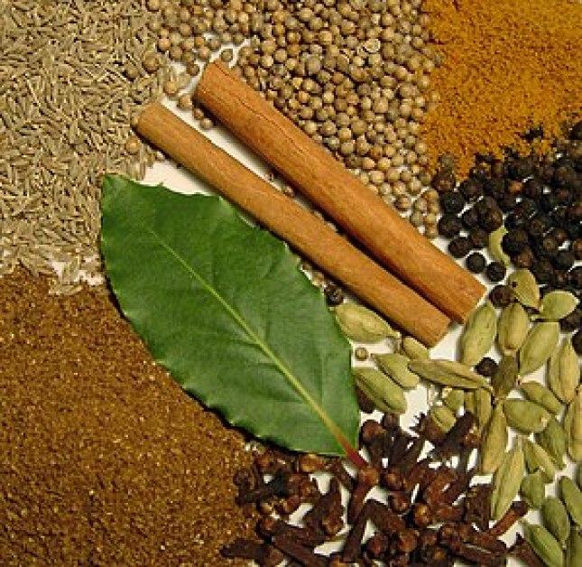 Spice mixture Indian Garam Masala
