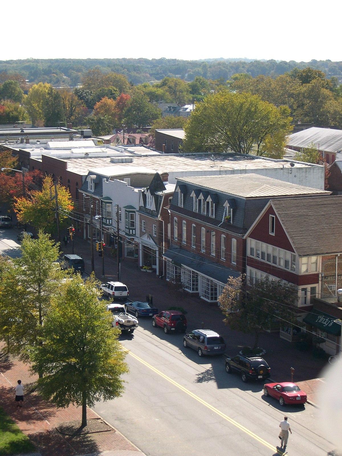 Chestertown Maryland Wikipedia