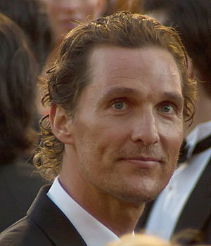 English: Actor Matthew McConaughey at the 83rd...