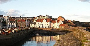 Pittenweem is a small and secluded fishing vil...
