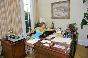 Rose Mary Woods (1917-2005), Richard Nixon's s...