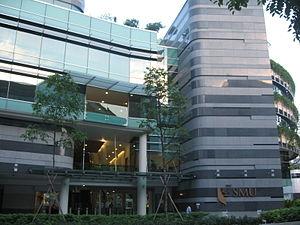 Singapore Management University 3