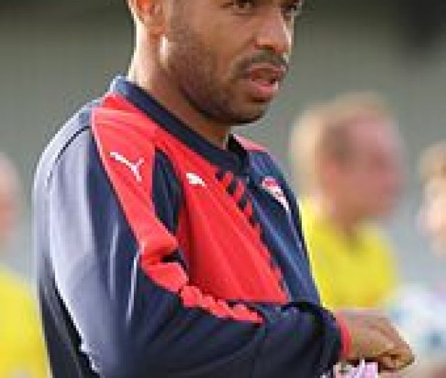 Henry As Coach Of Arsenal Under S September