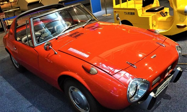Toyota Sports 800 - Joy of Museums - Toyota Commemorative Museum of Industry and Technology
