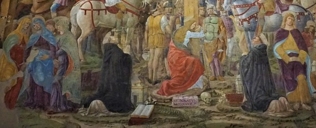 """Crucifixion"" by Giovanni Donato da Montorfano - Joy of Museums 2"