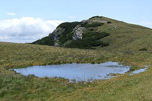 English: Bucegi mountains, Romania