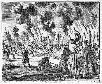 English: Burning_of_the_Waldensians