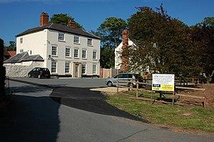 English: Stretton Grange, Stretton Grandison