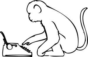 Typing ape