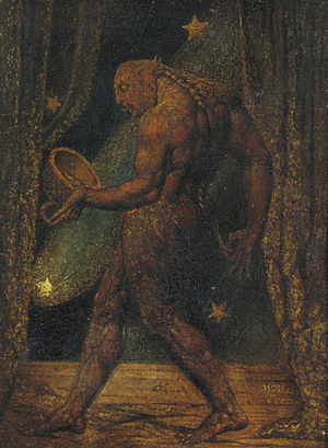 William Blake - The Ghost of a Flea - Google A...