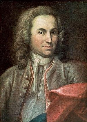 Young Johann Sebastian Bach. 1715. Teri Noel T...