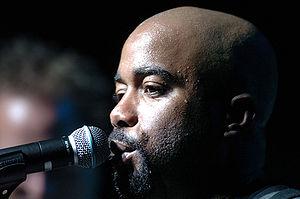 Darius Rucker, lead singer of Hootie and the B...