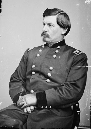 George B. McClellan. Library of Congress descr...