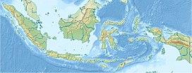 Mount Tambora is located in Indonesia