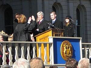 English: Rick Snyder, 48th Governor of Michiga...