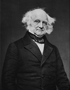 English: Martin Van Buren (December 5, 1782—Ju...