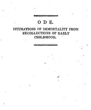 English: Google books. Poem's title page from ...