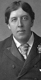 Wilde in 1889