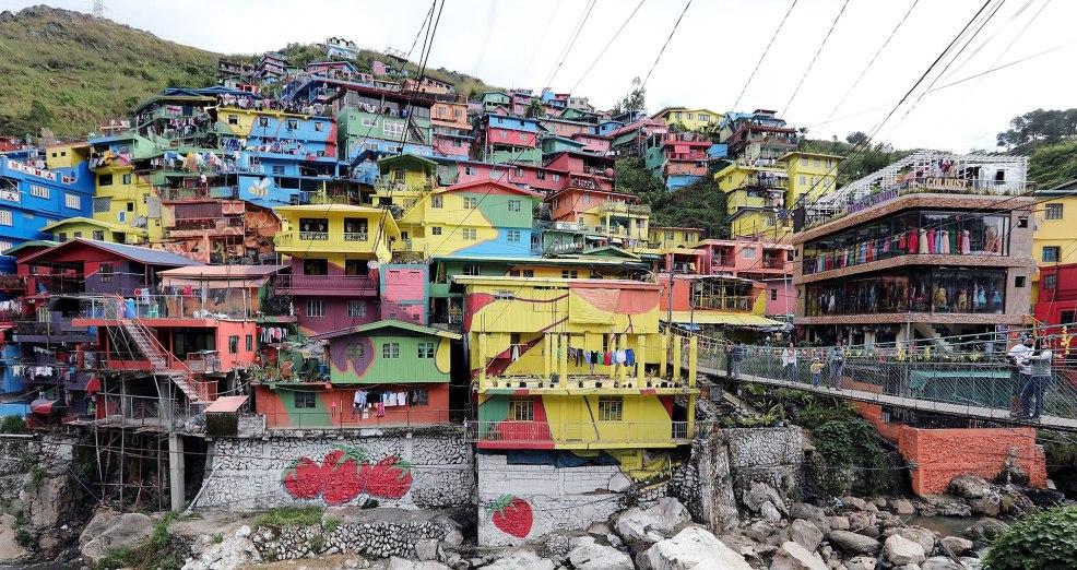 StoBoSa houses.jpg, Baguio itinerary