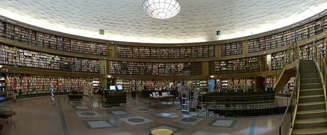 Stockholm stadsbibliotek