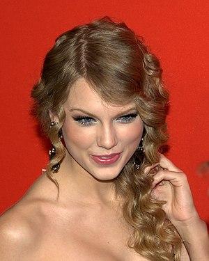 Taylor Swift at the Time 100 Gala, May 3, 2010.